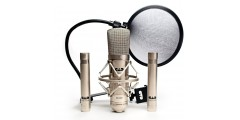 CAD Audio GXL2200SSP Studio Pack with one GXL2200 EPF15A two GXL1200