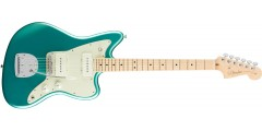 Fender American Pro Jazzmaster Electric Guitar Maple Fingerboard Mystic Sea