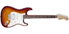 Fender Standard Stratocaster HSS Plus Top Tobacco Sunburst