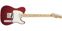Fender Standard Telecaster Maple Neck Candy Apple Red