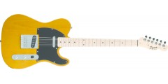 Fender Squier Affinity Telecaster Maple Neck Butterscotch Blonde
