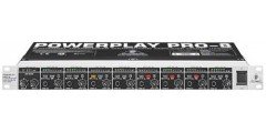 Behringer HA8000 8 Channel Headphone Distribution ..