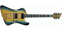 DBZ Diamond Hailfire Ex Room Of Tears Guitar Spalted Maple Top