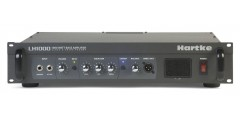 Hartke LH1000 HyDrive Series 1000 Watt Bass Amplifier Head