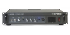 Hartke  LH500  HyDrive  Series  500  Watt  Bass  Amplifier  Head