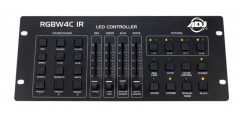 American DJ RGBW4C-IR NEW MODEL W/ IR Control for use with 4 channel fixtur