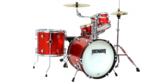 Rockwood RWDSR 4 Piece Junior Drum Set with Hardwa..