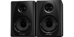 Behringer Studio-50USB High Resolution Bi-Amped Reference Studio Monitors