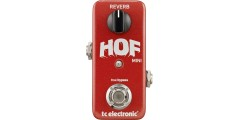 TC  Electronic  Hall  of  Fame  Mini  Reverb  Pedal