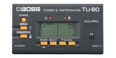 Boss  TU80C  Chromatic  Electronic  Guitar  Tuner
