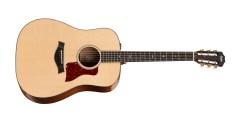 Taylor  510E  Dreadnought  Acoustic  Electric  Guitar  with  Hardshell  Cas