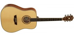 Washburn WD910SNS Dreadnought Acoustic Guitar..