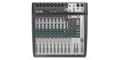 Soundcraft Signature 12 MTK Mixing Console Built In Lexicon Effects