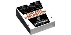 Behringer VD1 Vintage Distortion Sustainer Guitar Effects Pedal