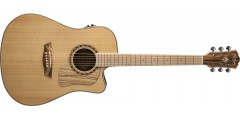 Washburn WCSD30SCEK Solid Top Acoustic Electric Gu..