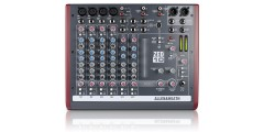 Allen & Heath ZED-10 Compact 10 Input USB Audio Mixer