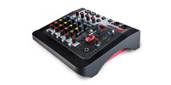 Allen & Heath ZED-6FX Compact 6 Input Audio Mixer With Effects..
