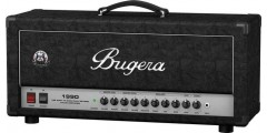 Bugera 1990 Classic 120-Watt Hi-Gain Infinium Valve Amplifier Head..