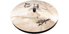 Zildjian A Custom Mastersound Hi Hat Cymbal Pair 14 Inch