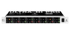 Behringer DI800V2 Mains Phantom Powered 8 Channel DI Direct Box