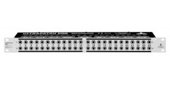 Behringer  PX3000  3  Mode  Multi  Function  48  Point  Patch  Bay