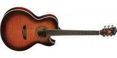Washburn EA15ATB Electric Acoustic Guitar