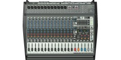 Behringer PMP6000 Powered Audio Mixer