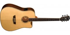 Washburn WD25SCE Acoustic Guitar