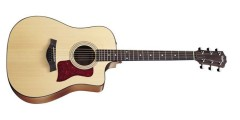 Taylor 110CE Dreadnaught Cutaway Electric Acoustic..