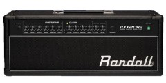 Randall 120 Watt 2 Channel Guitar Amp Head with Reverb