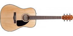 Fender DG-8 S Solid Top Acoustic Guitar Package Na..