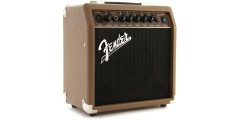 Fender Acoustasonic 15 Watt Acoustic Guitar Amplifier..