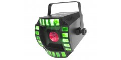 Chauvet  Cubix  2.0  Muliticolored  Centerpiece  LED  Effects  Light
