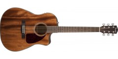 Fender CD140-SCE All Mahogany Acoustic Electric Guitar