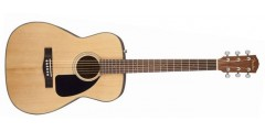 Fender CF60 Folk Style Acoustic Guitar with Case