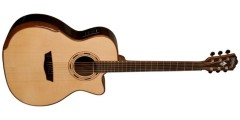 Washburn WCG25SCE Grand Auditorium Electric Acoustic Guitar