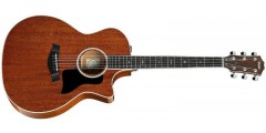 Taylor 524CE Grand Auditorium Electric Acoustic Guitar