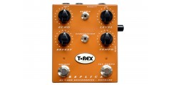 T  Rex  Replica  Delay  Pedal  w  Tap  Tempo  and  Subdivision  Mode