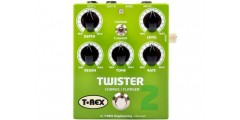 T Rex Twister-2 Chorus and Flanger Pedal