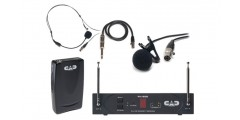 CAD StagePass WX1210 VHF Wireless Body Pack System