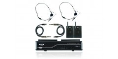 CAD Audio GXLVBBH VHF Wireless Dual Bodypack System