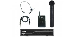 CAD Audio GXLUHBL UHF Wireless Combo System