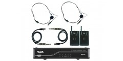 CAD Audio GXLUBBK UHF Wireless Dual Bodypack System