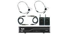 CAD Audio GXLUBBL UHF Wireless Dual Bodypack System