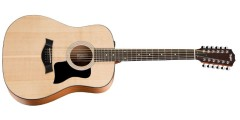 Taylor  150E  Dreadnaught  12  String  Electric  Acoustic  Guitar
