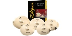 Zildjian A Custom Bonus Cymbal Box Set