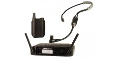 Shure GLXD14-SM35 Wireless Headset Mic System
