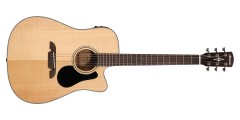 Alvarez AD30CE Acoustic Electric Guitar Natural Finish