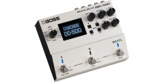 Boss DD-500 Giga Delay w 12 Delay Modes and up to 10 Seconds of Delay Time