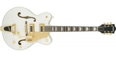 Gretsch G5422TG Electromatic Series Electric Guitar Snow Crest White
